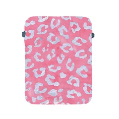 Skin5 White Marble & Pink Watercolor (r) Apple Ipad 2/3/4 Protective Soft Cases
