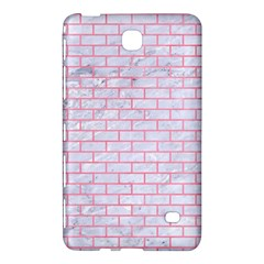 Brick1 White Marble & Pink Watercolor (r) Samsung Galaxy Tab 4 (8 ) Hardshell Case  by trendistuff