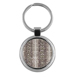 Snake Skin Key Chains (round)  by LoolyElzayat
