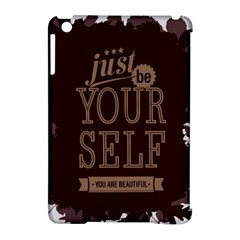 Encourage Motivation Tackle Things Apple Ipad Mini Hardshell Case (compatible With Smart Cover)