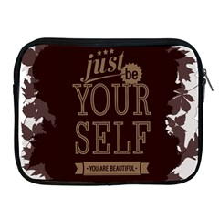 Encourage Motivation Tackle Things Apple Ipad 2/3/4 Zipper Cases