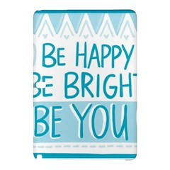 Motivation Positive Inspirational Samsung Galaxy Tab Pro 10 1 Hardshell Case by Sapixe