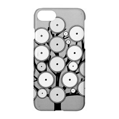 Gears Tree Structure Networks Apple Iphone 8 Hardshell Case