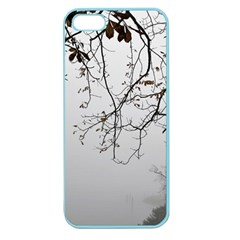 Tree Nature Landscape Apple Seamless Iphone 5 Case (color)