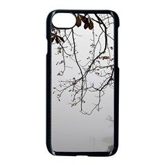 Tree Nature Landscape Apple Iphone 7 Seamless Case (black)
