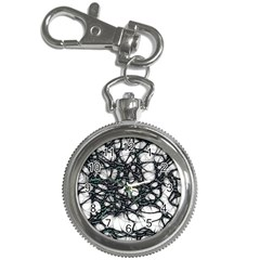 Mindset Neuroscience Thoughts Key Chain Watches