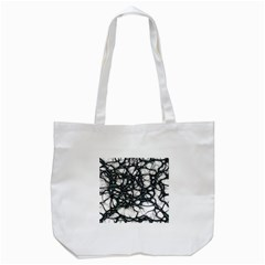 Mindset Neuroscience Thoughts Tote Bag (white) by Sapixe