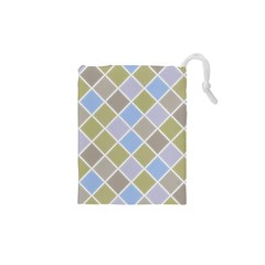 Background Paper Texture Motive Drawstring Pouches (xs)  by Sapixe