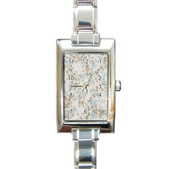 Background Texture Motive Paper Rectangle Italian Charm Watch by Sapixe