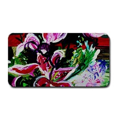 Lilac And Lillies 3 Medium Bar Mats by bestdesignintheworld