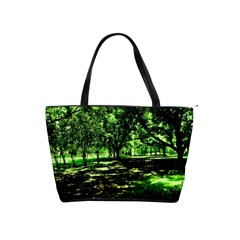 Hot Day In Dallas 26 Shoulder Handbags by bestdesignintheworld
