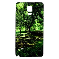 Hot Day In Dallas 26 Galaxy Note 4 Back Case by bestdesignintheworld