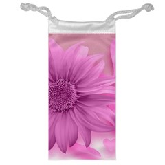 Flower Design Romantic Jewelry Bags