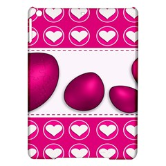 Love Celebration Easter Hearts Ipad Air Hardshell Cases