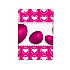 Love Celebration Easter Hearts Ipad Mini 2 Hardshell Cases by Sapixe