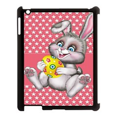 Illustration Rabbit Easter Apple Ipad 3/4 Case (black) by Sapixe