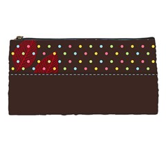 Design Background Reason Texture Pencil Cases