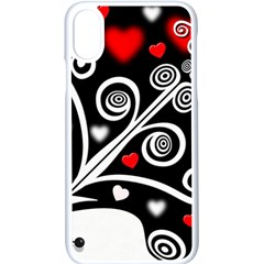 Ornament Background Apple Iphone X Seamless Case (white) by Sapixe