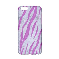Skin3 White Marble & Purple Colored Pencil (r) Apple Iphone 6/6s Hardshell Case by trendistuff