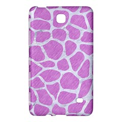 Skin1 White Marble & Purple Colored Pencil (r) Samsung Galaxy Tab 4 (8 ) Hardshell Case  by trendistuff