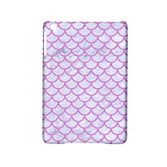 Scales1 White Marble & Purple Colored Pencil (r) Ipad Mini 2 Hardshell Cases by trendistuff