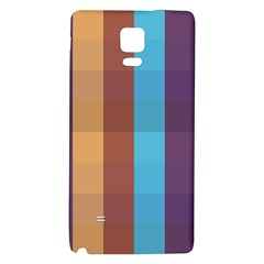 Background Desktop Squares Galaxy Note 4 Back Case