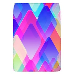 Squares Color Squares Background Flap Covers (s)  by Sapixe