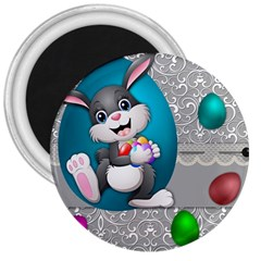 Illustration Celebration Easter 3  Magnets by Sapixe