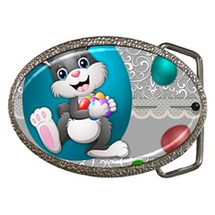 Illustration Celebration Easter Belt Buckles by Sapixe