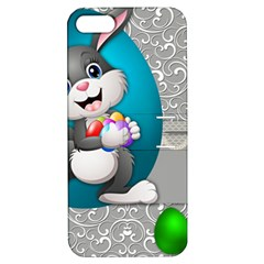 Illustration Celebration Easter Apple Iphone 5 Hardshell Case With Stand