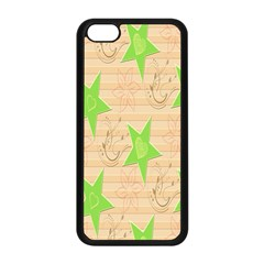 Background Desktop Beige Apple Iphone 5c Seamless Case (black)