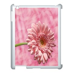 Background Texture Flower Petals Apple Ipad 3/4 Case (white)