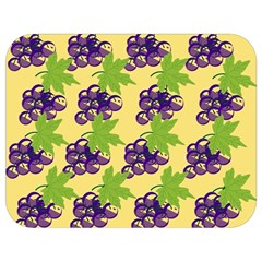 Grapes Background Sheet Leaves Full Print Lunch Bag