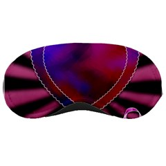 Background Texture Reason Heart Sleeping Masks