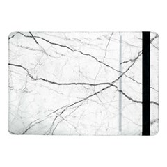 White Background Pattern Tile Samsung Galaxy Tab Pro 10 1  Flip Case