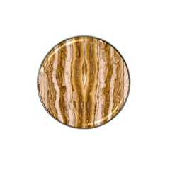 Marble Wall Surface Pattern Hat Clip Ball Marker (4 Pack)