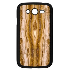 Marble Wall Surface Pattern Samsung Galaxy Grand Duos I9082 Case (black) by Sapixe