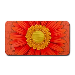 Flower Plant Petal Summer Color Medium Bar Mats by Sapixe