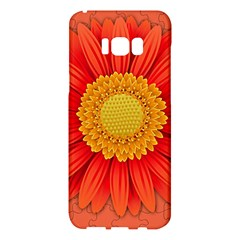 Flower Plant Petal Summer Color Samsung Galaxy S8 Plus Hardshell Case  by Sapixe