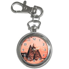 Pyramid Egypt Monumental Key Chain Watches by Sapixe