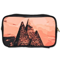 Pyramid Egypt Monumental Toiletries Bags
