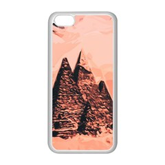 Pyramid Egypt Monumental Apple Iphone 5c Seamless Case (white) by Sapixe