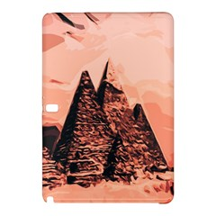 Pyramid Egypt Monumental Samsung Galaxy Tab Pro 12 2 Hardshell Case by Sapixe