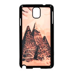 Pyramid Egypt Monumental Samsung Galaxy Note 3 Neo Hardshell Case (black) by Sapixe