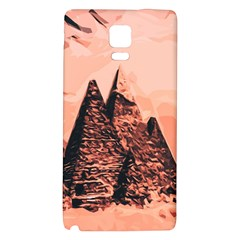 Pyramid Egypt Monumental Galaxy Note 4 Back Case