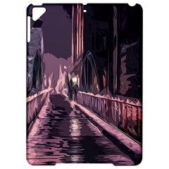 Texture Abstract Background City Apple Ipad Pro 9 7   Hardshell Case by Sapixe