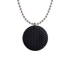 Geometric Pattern Dark Button Necklaces by jumpercat