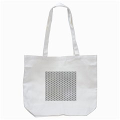 Geometric Pattern Light Tote Bag (white)