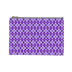 Jess Violet Cosmetic Bag (large)