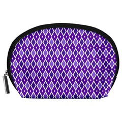 Jess Violet Accessory Pouches (large)